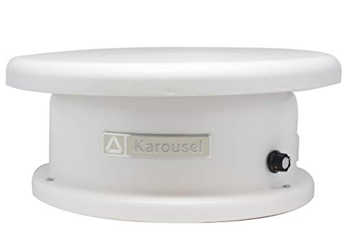 Kopykake Variable Speed Karousel Turntable ()