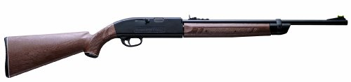 Crosman 2100 Classic Bolt Action .177 Air Rifle - Air Source Co2 Cartridges