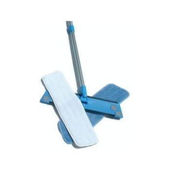 Amazon Com Simplee Cleen Microfiber Swivel Household Mop