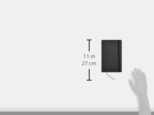 AmazonBasics Classic Notebook - Squared Photo #2