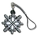 Vampire Knight Zero's Tattoo Pvc Cell Charm (Vampire Knight Phone Charm)