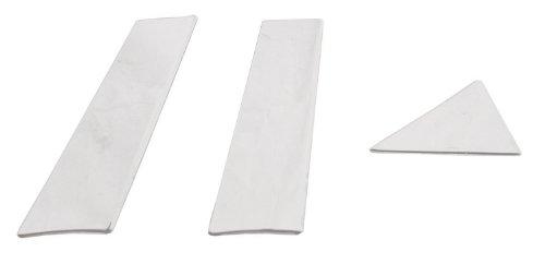 6 Piece Post Trim Pillar - ICI PP107-304M Stainless Steel Pillar Post Trim - 6 Piece