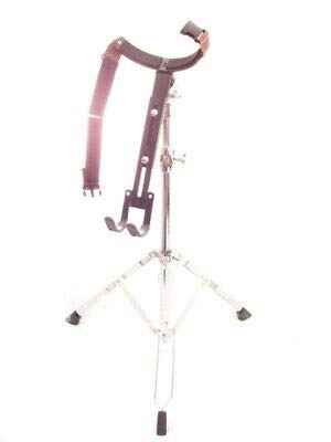 Double Braced DJEMBE STAND - PRO DRUM GEAR CHROME NEW! by Unknown
