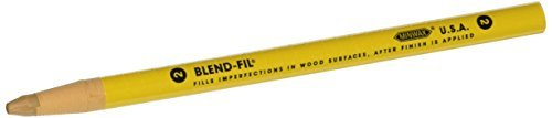 Minwax 11002 Number-2 Blend-Fil Wood Repair Stain Pencil, Natural Bleached Wood by Minwax (Bleached Wood)
