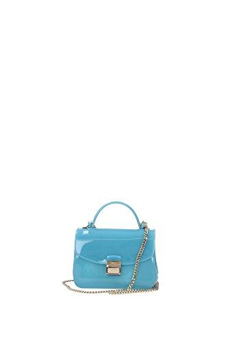 Furla Women's Candy Sugar Mini Cross Body Bag, Turchese, One Size