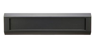Type Cブラック(切り込み20mm) i-Line 埋め込みポスト   B001BKXMOY