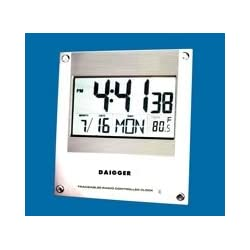 Control 1076 Traceable Digital Radio Atomic Wall Clock