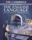 The Cambridge Encyclopedia of the English Language - Second Edition