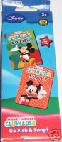(Mickey Mouse Clubhouse Card Games (Go Fish & Snap))