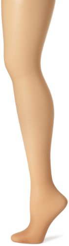 Hanes Women's Control Top Sheer Toe Silk Reflections Panty Hose