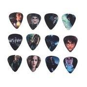 Harry Potter Medium Guitar Picks - Set of 12 - Guitar Harry Potter