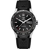 TAG Heuer CONNECTED Luxury Smart Watch (Compatible with Android/iPhone) (Black)