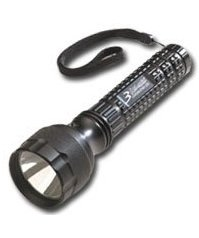 National Electric (NATTM602X) 3 Watt LED Luxeon Rechargeable Flashlight