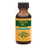 Herb Pharm: Trauma Oil Compound, 1 oz (4 pack) by Herb Pharm