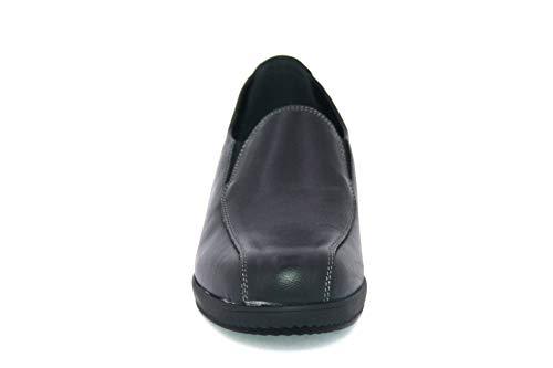 Ir9053 Nero Soft Slip Cinzia on Italy Mocassino Scarpa In Donna 003 Shovel Made wRtwWn5dq