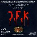 20th Century American Piano Music