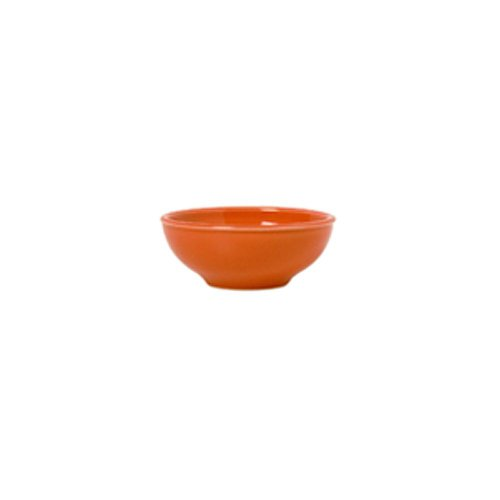 (Syracuse China 903045002 Cantina Cayenne 5 Ounce Salsa Bowl - 12 / CS)
