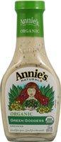Annie's Naturals Organic Dressing Green Goddess -- 8 fl oz by Annie's Naturals