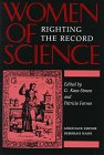 Women of Science : Righting the Record, Kass-Simon, G. and Farnes, Patricia, 0253332648