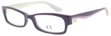 Armani Exchange AX233 Eyeglasses-01HN Violet-50mm (On Exchange Armani Sale)