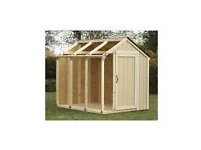 Gardening and Lawn Care-Storage Shed-Hopkins Peak Roof Shed Kit-Perfect Storage,Easy Assembly and Designed with a Sturdy Frame by Hopkins (Image #2)