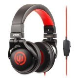 Wicked WI8700 Solus Headphone - Black/Red by Wicked