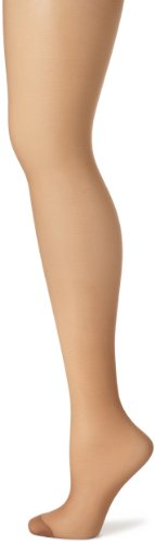 Hanes Silk Reflections Women's Panty Hose,Barely There,A/B ()