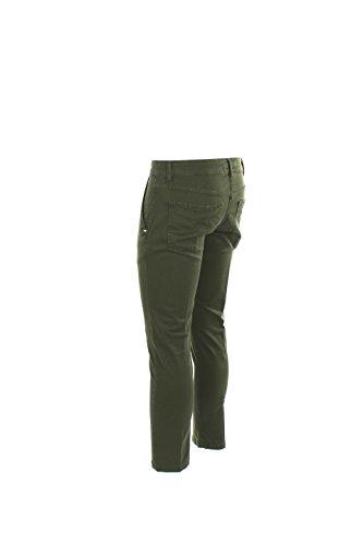 Pantalone Uomo Entre Amis 40 Verde Muschio P16/8252/292l17 Primavera Estate 2016