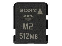 Sony Memory Stick Micro 512MB Memoria Flash 0,5 GB M2 ...