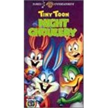 Tiny Toon: Night Ghoulery