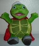 """Wonder Pets : Tuck the Turtle 13"""" Plush Doll Toy"""