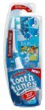 Turbo Tooth Tunes Battery Powered Toothbrush, HSM2 ''All for One''
