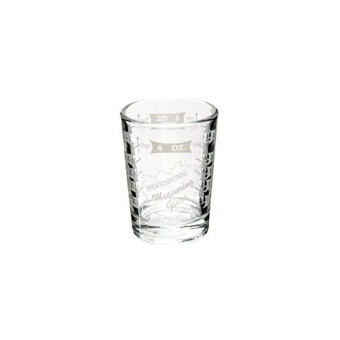 Professional Measuring Glasses, Two – 4 oz Measuring Glasses (2)