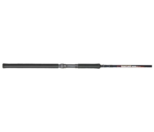 B'n'M Pro Staff Trolling Rod (3-Piece), Black, 16-Feet