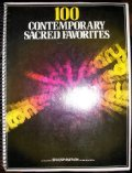 img - for 100 Contemporary Sacred Favorites book / textbook / text book