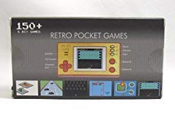 Handheld Portable Arcade Video Game Console iWawa Retro Pocket 150+ Games for Kids to Adult by IWAWA (Image #6)