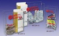 AK AK-229-11 Ltd. Protective Eyewear Dispenser, 14'' x  9'' x  6'' by AK