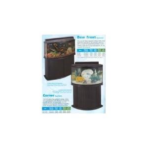 All Glass Aquarium AAG55004 Pine Cabinet, 46bf 17