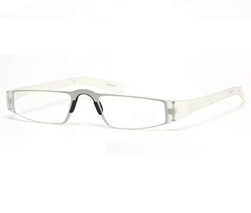 683086406841 Porsche Design P8801 Eyewear Mens Ladies Stainless Steel Half-Eye Readers  Size 48-20-150mm - Buy Online in Qatar.