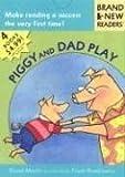 Piggy and Dad Play, David Lozell Martin, 0763613339