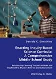 Enacting Inquiry-Based Science Curricula, Daniela C. Dimichino, 383646537X