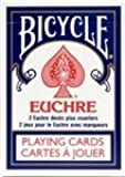 Euchre Playing Cards by Bicycle