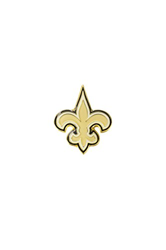 Logo Pin - NFL New Orleans Saints Logo Pin