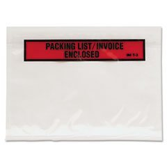 - Envelope, Top Print,