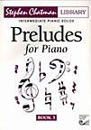img - for HPA91 - Preludes for Piano Book 3 book / textbook / text book