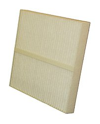WIX Filters - 24907 Cabin Air Panel, Pack of 1 by Wix