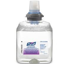 Purell Advanced Hand Hygienic Hand Sanitising Foam 1200ml