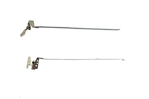 Eathtek Replacement LCD Hinge Hinges Set L & R for 15.6