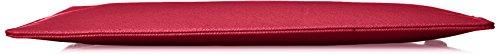 Saffiano Armani Jeans Clutch Berry Crossbody Y6wvfwq0