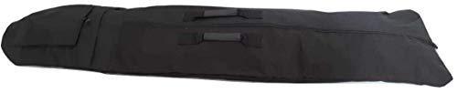 Metal Detector Carry Bag, Carrying Case, Shoulder Strap and Carry Handles. Universal Carrying & Storage Bag for Metal Detectors. Size Medium (Black)